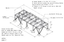 SK01 KSA Studio - Supporting steelwork & foundations